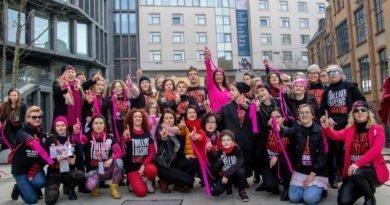 nazywam sie miliard 120 390x205 - Poznań: Nazywam się Miliard - One Billion Rising. Zatańczą przeciwko gwałtom