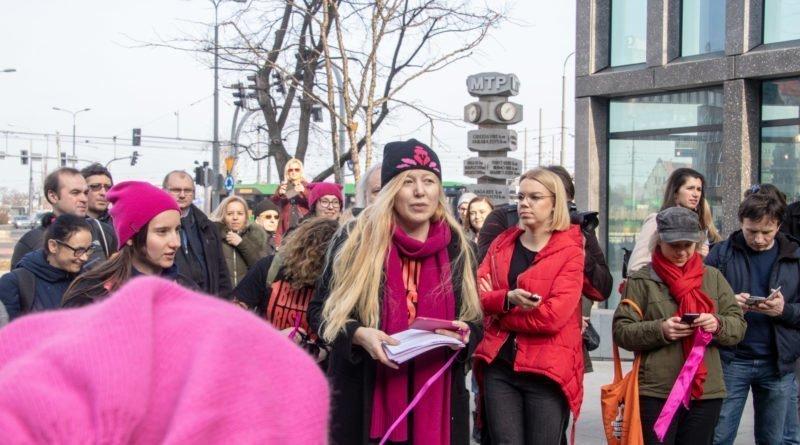 nazywam sie miliard 18 800x445 - Poznań: Kobiety i mężczyźni zatańczyli przeciwko przemocy seksualnej