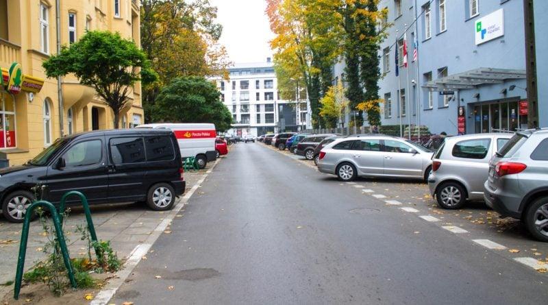 Ogłoszono przetarg na przebudowę ul. Jackowskiego