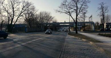 okolice dworca na Garbarach - tutaj ma przebiegać trasa tramwajowa na Naramowice