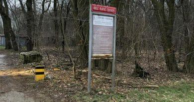 park fort vii 1 390x205 - Stop dla zmian w dzikim parku przy Forcie VII