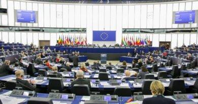 Parlament Europejski fot. PAP