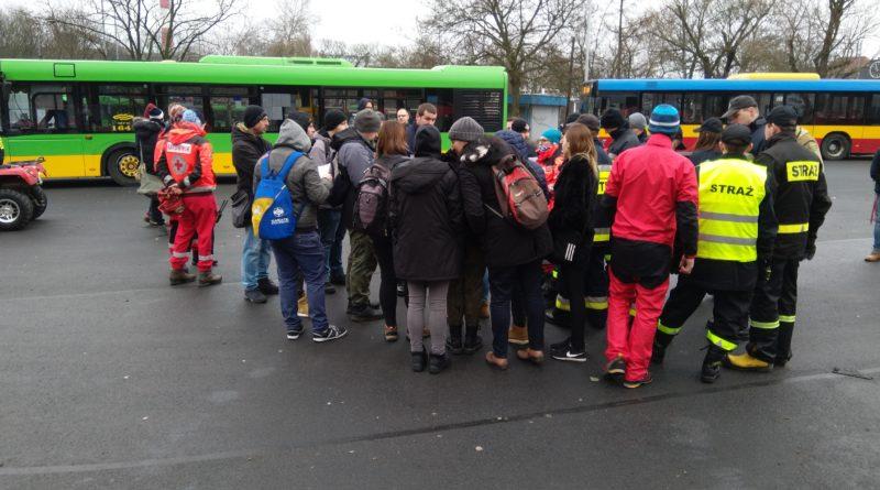 Poznań: poszukiwania Michała Rosiaka na Cytadeli nie przyniosły efektów