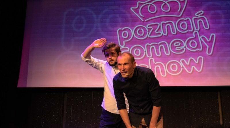 poznan comedy show 1 800x445 - Poznań Comedy Show: chłopaki - i dziewczyna - dali czadu!