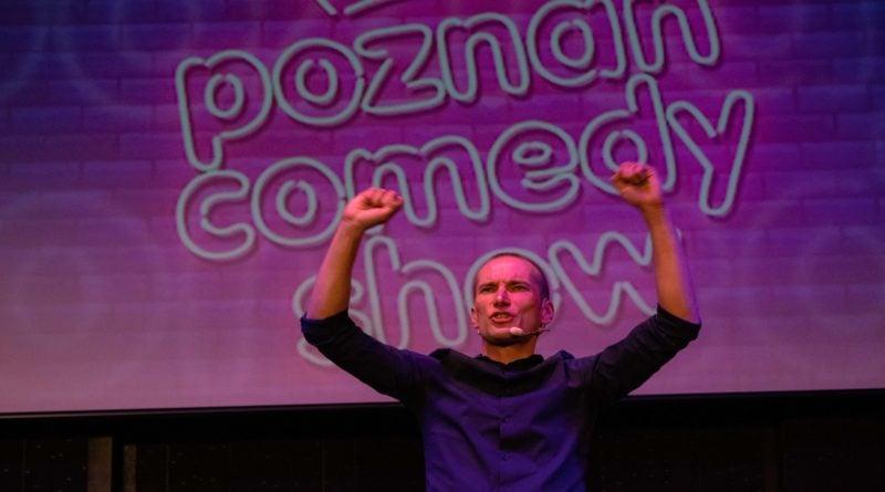 poznan comedy show 6 800x445 - Poznań Comedy Show: chłopaki - i dziewczyna - dali czadu!