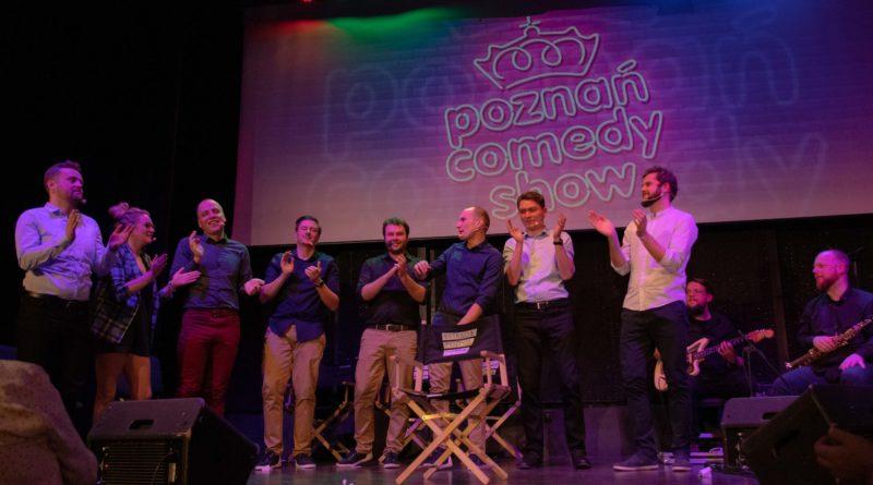 poznan comedy show 9 800x445 - Poznań Comedy Show: chłopaki - i dziewczyna - dali czadu!