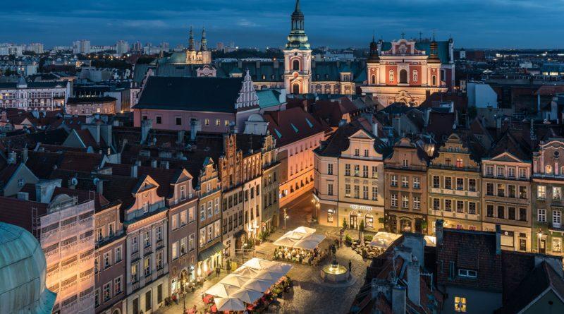 Poznań fot. UMP