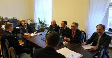 Poznań: Porozumienie z Ochotniczą Strażą Pożarną