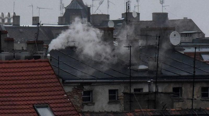 smog nad poznaniempic11016102378159498with ratio16 9 800x445 - Ranking najbardziej ekologicznych miast. Jak wypadł Poznań?
