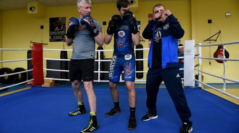 jacek jaskowiak trenuje boks fot. ump 8 800x445 - Poznań: Ponad pięć tysięcy złotych za trening z Jackiem Jaśkowiakiem