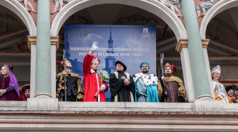 kaziuk wilenski 2019 10 800x445 - 26 Kaziuk Wileński w Poznaniu - Orszak królewski na Starym Rynku (zdjęcia)