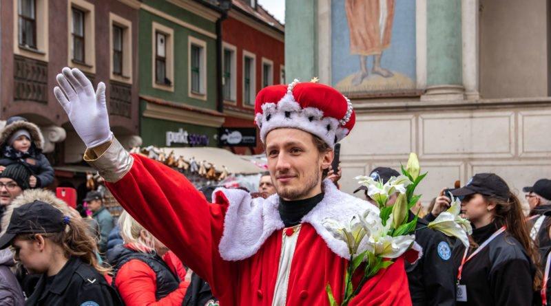 kaziuk wilenski 2019 19 800x445 - 26 Kaziuk Wileński w Poznaniu - Orszak królewski na Starym Rynku (zdjęcia)