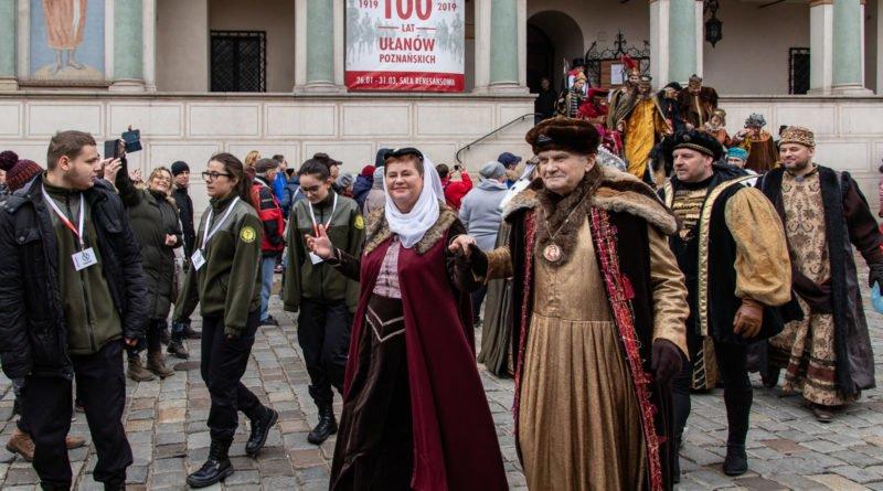 kaziuk wilenski 2019 21 800x445 - 26 Kaziuk Wileński w Poznaniu - Orszak królewski na Starym Rynku (zdjęcia)
