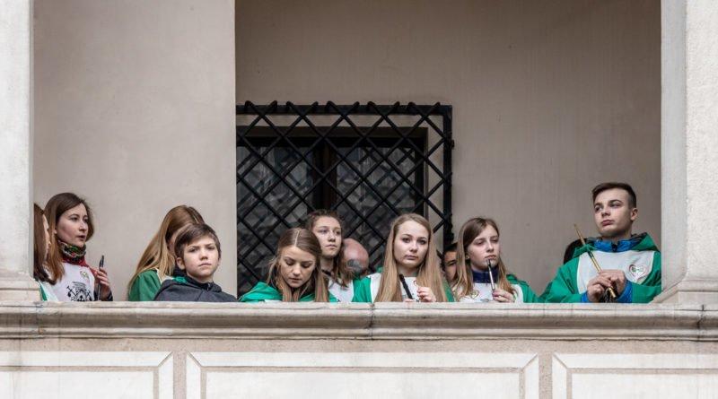 kaziuk wilenski 2019 3 800x445 - 26 Kaziuk Wileński w Poznaniu - Orszak królewski na Starym Rynku (zdjęcia)