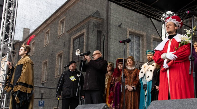 kaziuk wilenski 2019 65 800x445 - 26 Kaziuk Wileński w Poznaniu - Orszak królewski na Starym Rynku (zdjęcia)