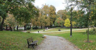 Park Wieniawskiego - fot. Tomasz Dworek