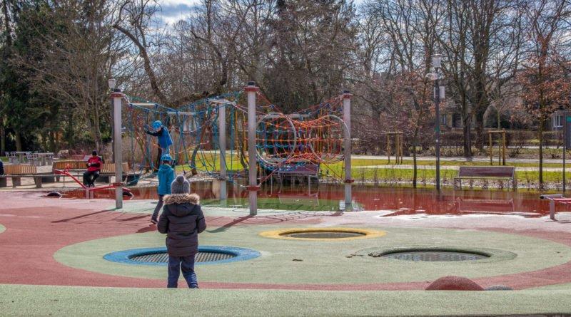 park wodziczki 1 800x445 - Poznań: kałuża w parku Wodziczki trafiła do... prokuratury
