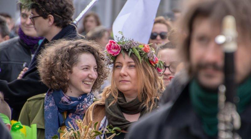 pogrzeb zimy 37 800x445 - Poznań: Pożegnanie zimy i radosne przywitanie wiosny!