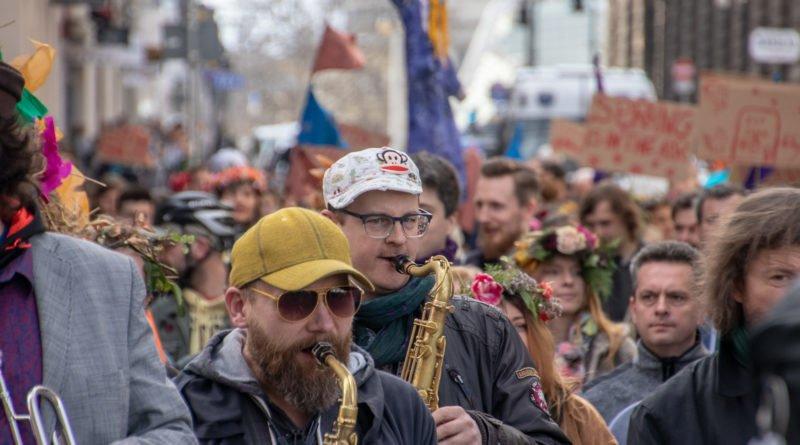 pogrzeb zimy 43 800x445 - Poznań: Pożegnanie zimy i radosne przywitanie wiosny!