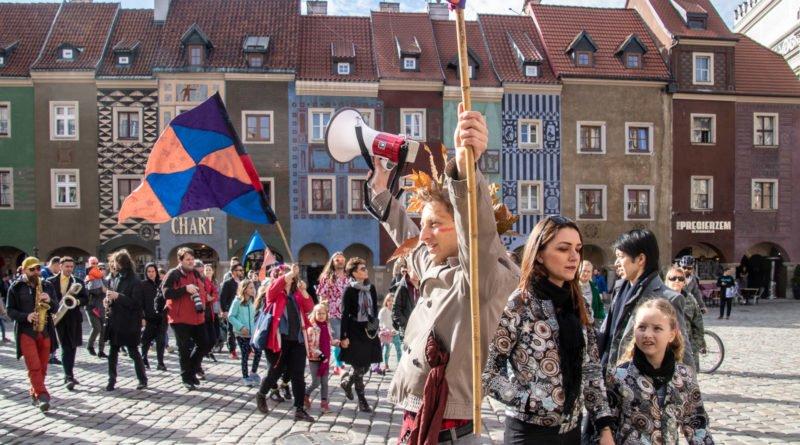 pogrzeb zimy 54 800x445 - Poznań: Pożegnanie zimy i radosne przywitanie wiosny!