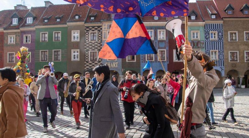 pogrzeb zimy 55 800x445 - Poznań: Pożegnanie zimy i radosne przywitanie wiosny!