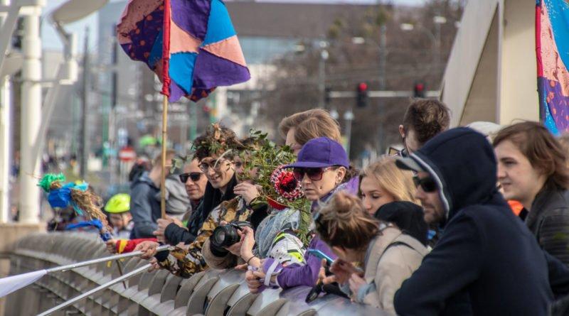 pogrzeb zimy 87 800x445 - Poznań: Pożegnanie zimy i radosne przywitanie wiosny!