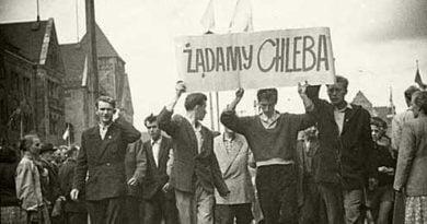 Poznań Czerwiec 1956