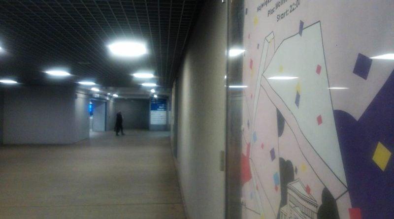 s  f5f01a 800x445 - Poznań: przejście podziemne jak podróż w czasie?
