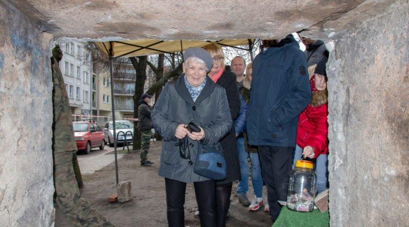 schron na koscielnej 11 800x445 - Poznań: Otwarcie schronu przeciwlotniczego przy ul. Kościelnej