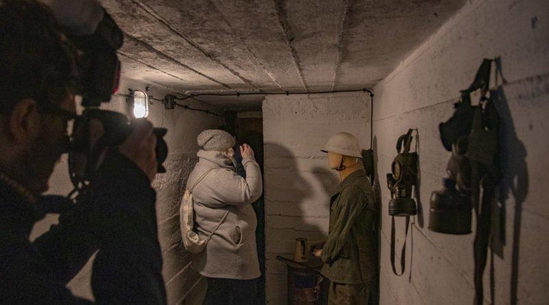 schron na koscielnej 17 800x445 - Poznań: Otwarcie schronu przeciwlotniczego przy ul. Kościelnej