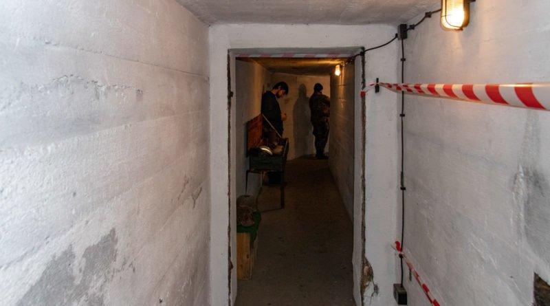 schron na koscielnej 28 800x445 - Poznań: Otwarcie schronu przeciwlotniczego przy ul. Kościelnej