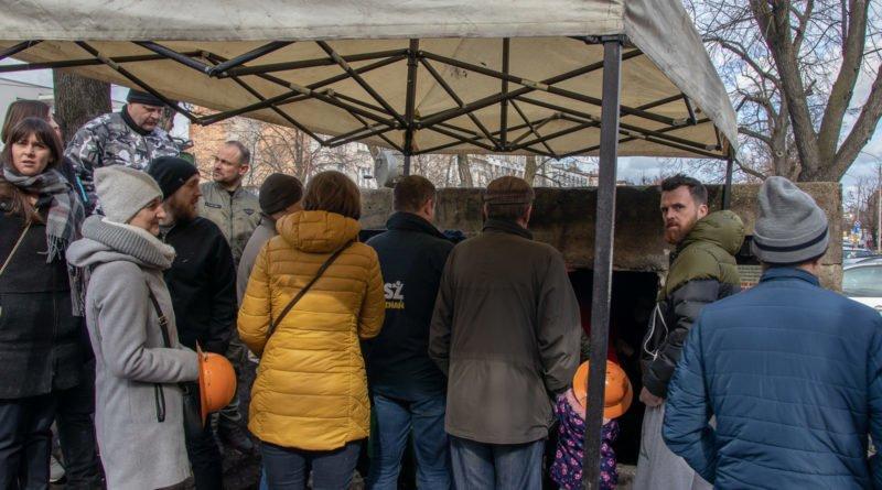 schron na koscielnej 3 800x445 - Poznań: Otwarcie schronu przeciwlotniczego przy ul. Kościelnej