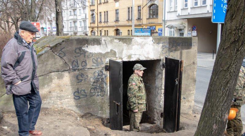 schron na koscielnej 32 800x445 - Poznań: Otwarcie schronu przeciwlotniczego przy ul. Kościelnej