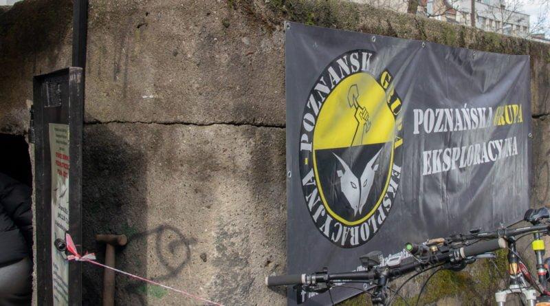 schron na koscielnej 4 800x445 - Poznań: Otwarcie schronu przeciwlotniczego przy ul. Kościelnej