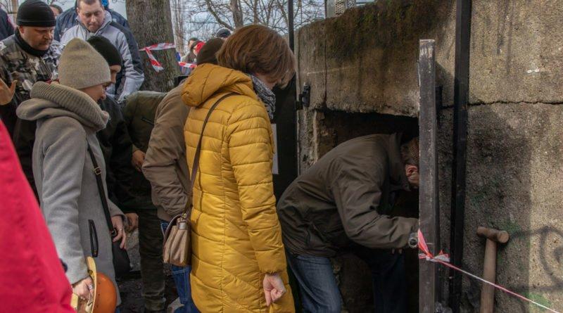 schron na koscielnej 5 800x445 - Poznań: Otwarcie schronu przeciwlotniczego przy ul. Kościelnej