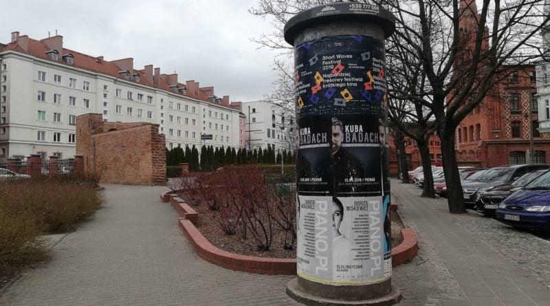 skwer wilhelmiego przy masztalarskiej fot. rada osiedla stare miasto 2 800x445 - Poznań: Zmiany czekają skwer Wilhelmiego przy Masztalarskiej