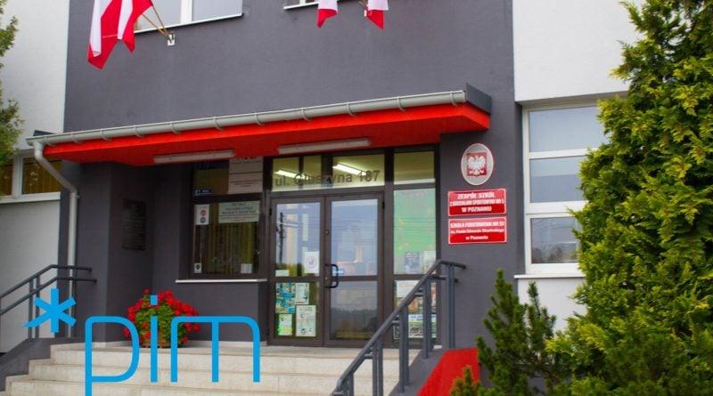 Szkoła na Głuszynie z nową salą gimnastyczną