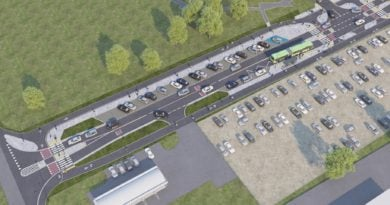 trasa tramwajowa na ratajach rozpisano przetarg 1 390x205 - Poznań: Trasa tramwajowa na Ratajach - rozpisano przetarg