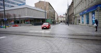 Ulica Święty Marcin