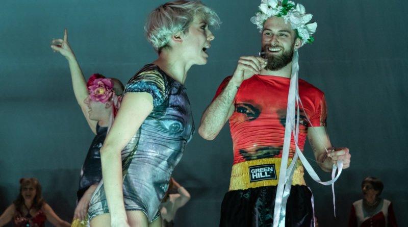 wesele poprawiny polski teatr tanca 81 800x445 - Wesele. Poprawiny reż. Marcin Liber - Polski Teatr Tańca obchodzi 45 lat