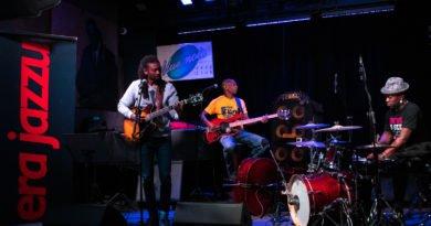 era jazzu afroistic trio 1 390x205 - Afroistic Trio – Afro Roots & Funky Jazz  - Era Jazzu