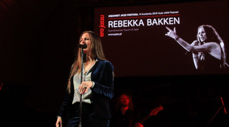 era jazzu rebekka bakken slawek wachala 18 800x445 - Rebekka Bakken - finał wiosennej Ery Jazzu