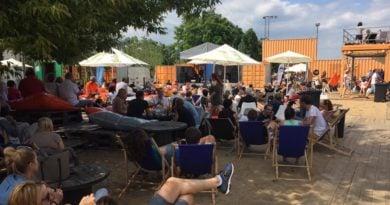 kontenerart 3 fot. ump 390x205 - Weekend w Poznaniu. Co robić w weekend w Poznaniu? 2, 3 i 4 sierpnia 2019