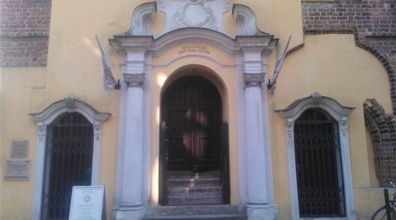 kościół Żydowska