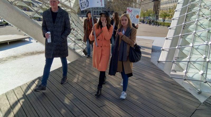marsz uczniow 4 800x445 - Poznań: Wolność, równość, edukacja! - marsz uczniów przeszedł ulicami