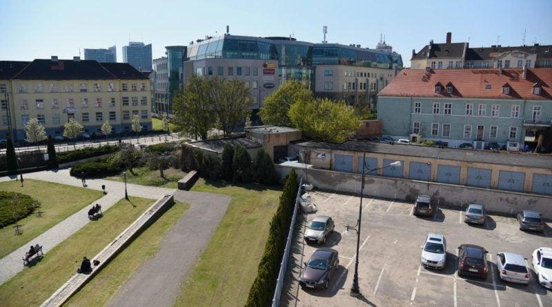 Drugi dziedziniec UMP