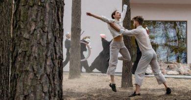 otwarcie lwiarni w nowym zoo 27.04 slawek wachala 54 390x205 - Performans - Polski Teatr Tańca w Nowym Zoo