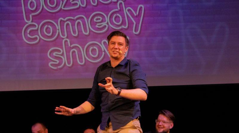 Poznań Comedy Show: druga, bardziej rozebrana, odsłona