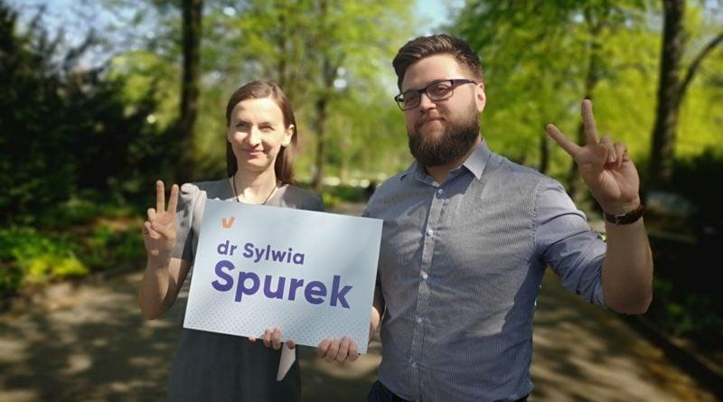 Sylwia Spurek Jakub Skurzyński fot. Wiosna