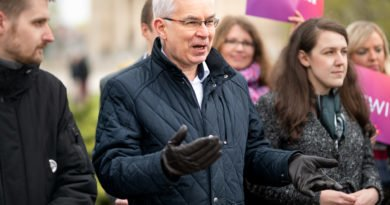 waldemar witkowski fot. razem 390x205 - Poznań: Waldemar Witkowski oficjalnym kandydatem Unii Pracy na prezydenta